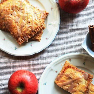 Apfel-Zimt Pop-Tarts